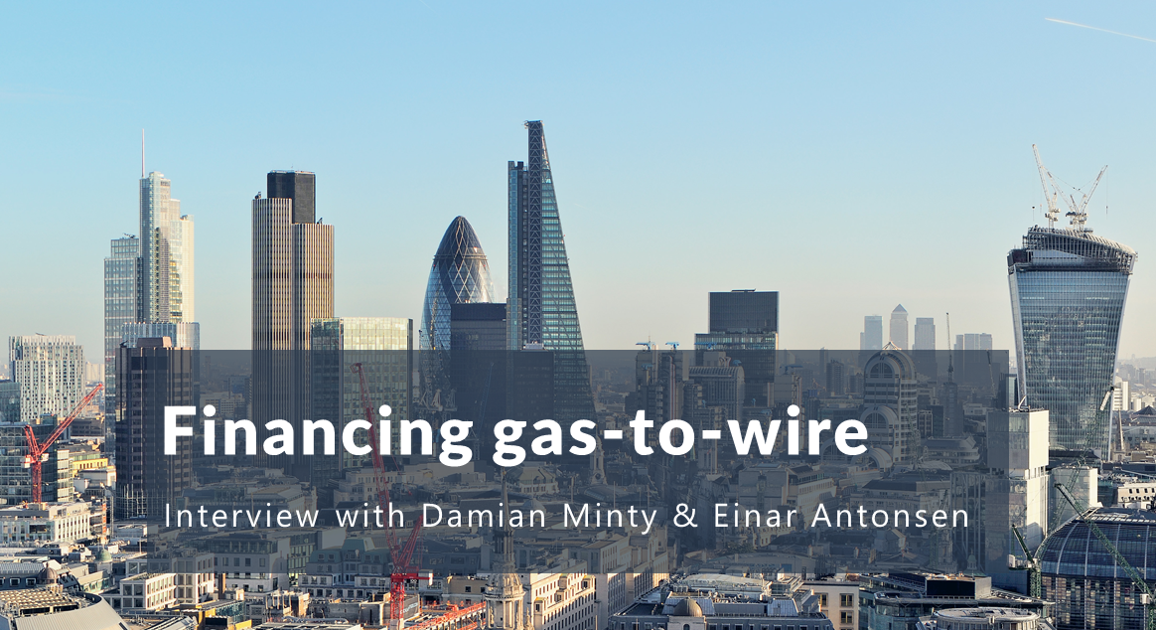 Gas to Wire Forum
